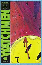 Watchman # 1 , 1st print , Key book, Alan Moore , 7.5 VF-