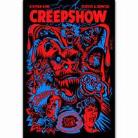 30 24x36 Poster Creepshow Horror Classic Movie Film Terror Character T-471