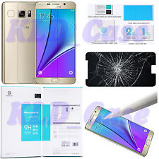 Genuine Nillkin Tempered Glass Film Screen Protector For Samsung Galaxy Note 5 V
