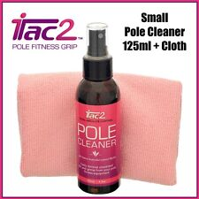 iTac2 Small Pole Cleaner Spray 125ml + Microfiber Cloth