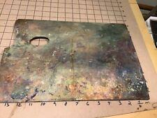 original Vintage - Original Artist Palette Board #1