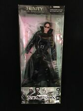 """N2 Toys the Matrix Trinity 12"""" action figure, Brand New!"""