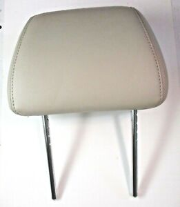 Chevrolet 2005 Malibu Maxx LT Front Headrest Light Neutral Simulated Leather OEM