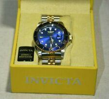 INVICTA Pro Diver Automatic Blue Dial Two-tone Men's Watch 30093