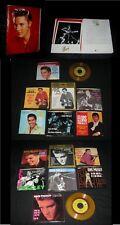 Original 1984 ELVIS 50th ANNIVERSARY Presskit 2-Photos 66 pages + 2-45s BOX SETS