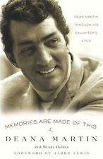 Memories Are Made of This: Dean Martin Through His Daughter's Eyes-ExLibrary