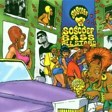 Various Artists : So So Def Bass All-Stars Compilation CD