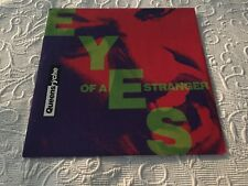 "Queensryche - Eyes Of A Stranger - UK Import 12"" Mini LP 1988 1st Pressing"
