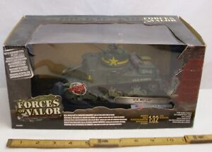FORCES OF VALOR US M3 LEE WWII TANK MODEL 1/32 BOXED NEW 81311
