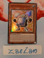 Lot 2 Cartes Yu Gi Oh Homme-Batterie AA TLM-FR030