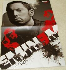 """1 Poster """"Eminem & Mike Singer"""" Bravo"""