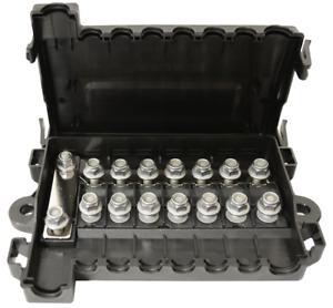 Midi Fuse Fuse box Panel Junction - Automotive canopy dual battery tray setups
