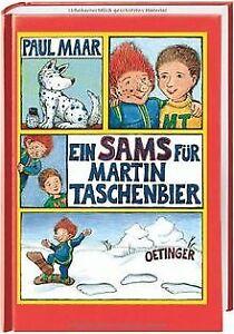 Ein Sams für Martin Taschenbier von Maar, Paul | Buch | Zustand gut