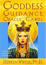 Goddess Guidance Oracle Cards by Doreen Virtue NEW sealed