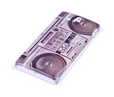 GUSCIO F Sony Xperia U st25i Case Custodia protettiva Hard Cover Ghetto Blaster Radio Tape