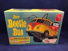 AMT Der Beetle Bus 1:25 Scale Plastic Model Kit 992 New in Box Ships Free