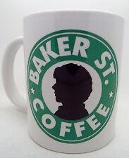 Baker Street Sherlock Starbucks Parodie 11 Oz (environ 311.84 g) Mug Mugs qualité design
