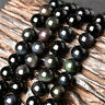 Multicolour Eye Obsidian loose beads 6mm 8mm 10mm DIY Craft Round Wholesale