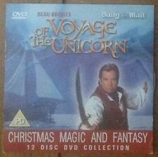 DVD -  MAGIC & FANTASY - VOYAGE OF THE UNICORN - NEWSPAPER PROMOTION