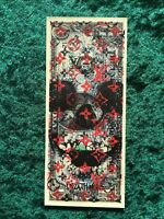 Death nyc hirst skull red 1 USD like emin schoony eine eelus baker connor dface