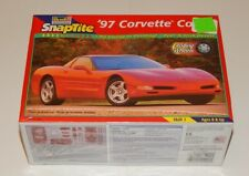 Revell Monogram Snaptite '97 1997 Corvette Coupe 1:25 Model Sealed 1998 R15924