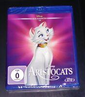 Aristogatti Walt Disney Film Classics 19 blu ray Spedizione più Veloce Nuovo