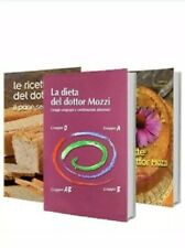 3 Libri Mozzi+Altri 6 Ricettari! Dieta Gruppi Sanguigni in PDF EBOOK