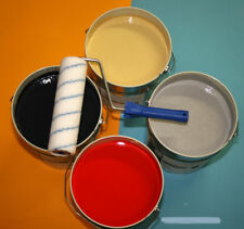 Betonfarbe Bodenfarbe Bodenbeschichtung Betonbeschichtung glänzend 30 Farbtöne