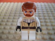 LEGO Star Wars Obi-Wan Kenobi personaggio sw197 Mini Figure Personaggio da 7753,9525,7676