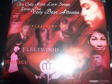 It's Only More Love Songs Promo CD Prince Phil Collins Rod Stewart Faith No More