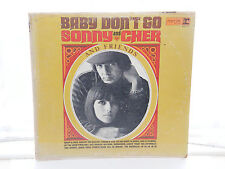 Sonny and Cher & Friends - Baby Don't Go Lp c1964 The Blendells