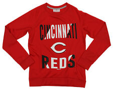 Outerstuff MLB Youth/Kids Boys Cincinnati Reds Performance Fleece Sweatshirt