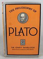 The Philosophy Of Plato The Jowett Translation by Irwin Edman (Modern Library)