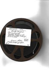 1960 FILM 16-mm VARIÉTÉ CANADIENNE, VAUDEVILLE EN FRANÇAIS N & B-76.2M-SONORE