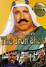 The Iron Sheik Shoot Interview DVD, WWE WCW AWA WWF