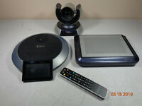 LifeSize Room 220 HD Video Conferencing w/Camera 10X / 2nd Gen.Phone Remote  C52
