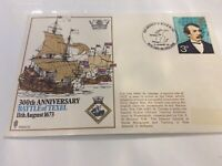 300th Anniversary Battle Of Texel  11th August 1673, Dated 11.08.1973