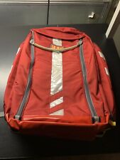 Red Statpacks G3 G1 Breather Paramedics Medic Ems Airway Oxygen Als Bag Backpack