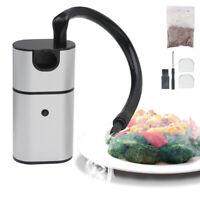 Molecular Cuisine Smoking Food Cold Smoke Generator Meat Burn Cooking Smoker