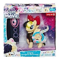 My Little Pony The Movie Singing Songbird Serenade exclusive figure mint New