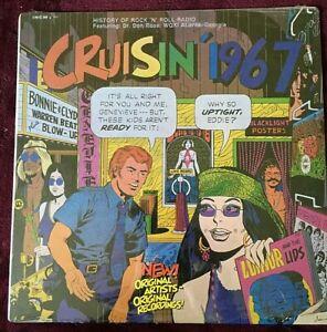 CRUISIN' VINYL 196 LP SEALED DJ led VARIOUS ARTISTS Happy Together INCENSE & PEP