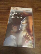 Like Water For Chocolate VHS Video (NEW SEALED)