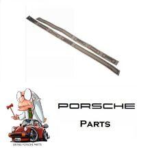 """Porsche 924 & 944 Rear Panel """"Porsche"""" Sticker Decal Emblem Black 477853635 (Fits: Porsche)"""
