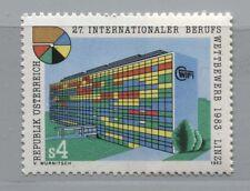 Österreich Austria 1747 Internationaler Berufswettbewerb, Linz - 1983 **