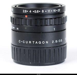 Lens  Schneider  Kreuznach  C Curtagon 2.8/35mm for Pentax M42 Mint