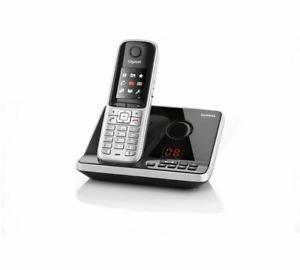 Gigaset SX810A ISDN DECT-Telefon mit Bluetooth mit Anrufbeantworter