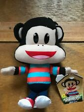 Fisher Price Julius Jr. Small Plush Monkey Doll – 6.5 inches tall x 3.75 inches