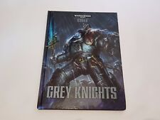 Warhammer 40k Codex - Grey Knights - Hardback