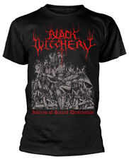 Black Witchery 'Inferno Of Sacred Destruction' T-Shirt - NEW & OFFICIAL!