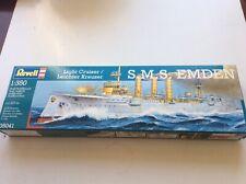 Revell SMS EMDEN Light Cruiser 1:350 sealed airfix esci